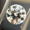 1.01ct Old European Cut Diamond GIA E VVS1 7