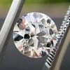 1.01ct Old European Cut Diamond GIA E VVS1 12