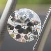1.01ct Old European Cut Diamond GIA E VVS1 14