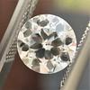 1.01ct Old European Cut Diamond GIA E VVS1 4