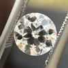 1.01ct Old European Cut Diamond GIA E VVS1 9