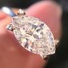1.02ct Marquise Cut Diamond GIA E VS2 11