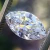 1.02ct Marquise Cut Diamond GIA E VS2 7