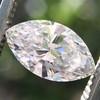 1.02ct Marquise Cut Diamond GIA E VS2 16