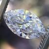 1.02ct Marquise Cut Diamond GIA E VS2 8