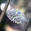 1.02ct Marquise Cut Diamond GIA E VS2 24
