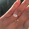 1.02ct Marquise Cut Diamond GIA E VS2 27