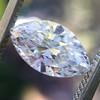 1.02ct Marquise Cut Diamond GIA E VS2 1