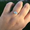 1.02ct Marquise Cut Diamond GIA E VS2 15