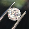 1.02ct Transitional Cut Diamond GIA K SI2 8