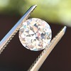 1.02ct Transitional Cut Diamond GIA K SI2 6