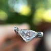 1.02ct Transitional Cut Diamond GIA K SI2 4
