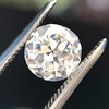 1.02ct Transitional Cut Diamond GIA K SI2 5