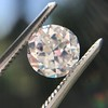 1.02ct Transitional Cut Diamond GIA K SI2 19