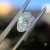 1.03ct Antique Pear Cut Diamond GIA F VS2 16