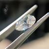1.03ct Antique Pear Cut Diamond GIA F VS2 21