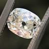1.03ct Antique Cushion Cut Diamond GIA M SI1 12