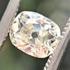 1.03ct Antique Cushion Cut Diamond GIA M SI1 1