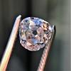 1.03ct Antique Pear/Heart Shape Diamond GIA F VS2 1