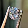 1.03ct Antique Pear/Heart Shape Diamond GIA F VS2 20