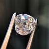 1.03ct Antique Pear/Heart Shape Diamond GIA F VS2 4