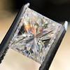 1.04ct Princess Cut Diamond, GIA F VS2 7