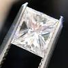 1.04ct Princess Cut Diamond, GIA F VS2 0