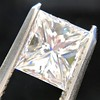 1.04ct Princess Cut Diamond, GIA F VS2 2