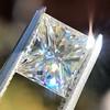 1.04ct Princess Cut Diamond, GIA F VS2 3