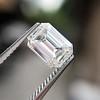 1.05 Emerald Cut Diamond GIA I SI1 19