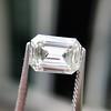1.05 Emerald Cut Diamond GIA I SI1 17