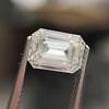 1.05 Emerald Cut Diamond GIA I SI1 22