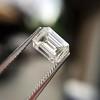 1.05 Emerald Cut Diamond GIA I SI1 21