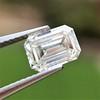 1.05 Emerald Cut Diamond GIA I SI1 3