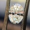 1.05ct Oval Cut Diamond GIA H SI1 10