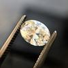 1.05ct Oval Cut Diamond GIA H SI1 19