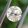 1.08ct Old European Cut Diamond GIA K SI1 3