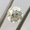 1.08ct Old European Cut Diamond GIA K SI1 17