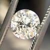 1.08ct Old European Cut Diamond GIA K SI1 4