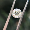 1.08ct Old Mine Cut Diamond GIA M VS2 3