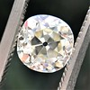 1.08ct Old Mine Cut Diamond GIA M VS2 5
