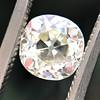 1.08ct Old Mine Cut Diamond GIA M VS2 8