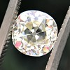 1.08ct Old Mine Cut Diamond GIA M VS2 1