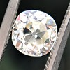 1.08ct Old Mine Cut Diamond GIA M VS2 4