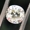 1.08ct Old Mine Cut Diamond GIA M VS2 9