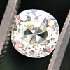 1.08ct Old Mine Cut Diamond GIA M VS2 10