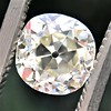 1.08ct Old Mine Cut Diamond GIA M VS2 11