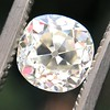 1.08ct Old Mine Cut Diamond GIA M VS2 0