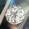 1.09ct Old European Cut Diamond, GIA J VS2 2