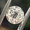 1.09ct Old European Cut Diamond, GIA J VS2 18